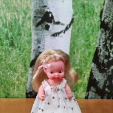 Muñecas Lesly y Barriguitas: FAMOSA MUÑECA BARRIGUITAS HADA AÑOS 70/80. Lote 222121723
