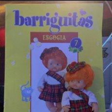 Muñecas Lesly y Barriguitas: BARRIGUITAS ANTIGUAS NO REEDICIÓN. Lote 222555902