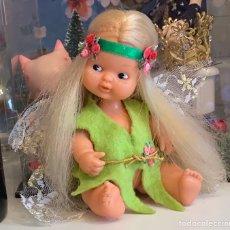 Muñecas Lesly y Barriguitas: BARRIGUITAS ANTIGUAS NINFA DEL BOSQUE. Lote 222561981