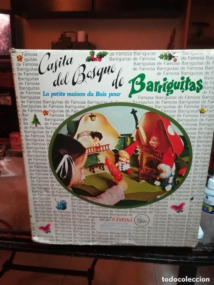 Muñecas Lesly y Barriguitas: LA CASITA DEL BOSQUE DE BARRIGUITAS. CON CAJA ORIGINAL Y DOS MUÑECOS - Foto 8 - 222681157