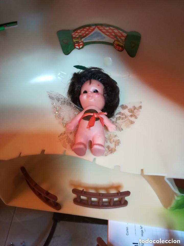 Muñecas Lesly y Barriguitas: LA CASITA DEL BOSQUE DE BARRIGUITAS. CON CAJA ORIGINAL Y DOS MUÑECOS - Foto 15 - 222681157