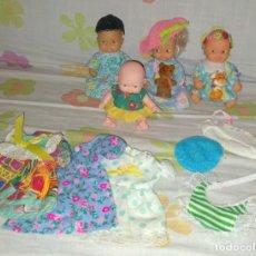 Muñecas Lesly y Barriguitas: BARRIGUITAS FAMOSA. Lote 222848076