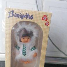 Muñecas Lesly y Barriguitas: BARRIGUITA ESQUIMAL EN CAJA REEDICION. Lote 232724195