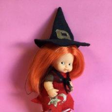 Muñecas Lesly y Barriguitas: BARRIGUITAS BRUJA DEL BOSQUE BRUJITA. Lote 223913315