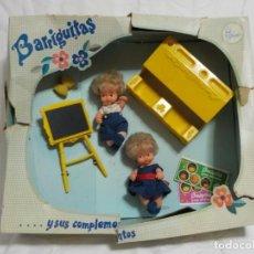 Bonecas Lesly e Barriguitas: ESCUELA DE MUÑECAS BARRIGUITAS.. Lote 226671920