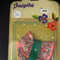 Bonecas Lesly e Barriguitas: BARRIGUITAS FAMOSA ANTIGUO BLISTER KIMONO 80929. Lote 226837775