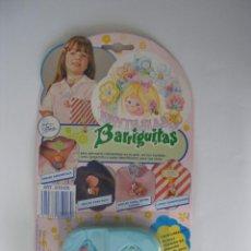 Muñecas Lesly y Barriguitas: FANTASIAS BARRIGUITAS FAMOSA 1985 BLISTER CERRADO. Lote 44286180