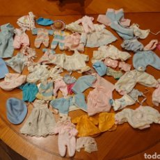 Bonecas Lesly e Barriguitas: BARRIGUITAS NENUCO FAMOSA, GRAN LOTE ROPA ORIGINAL, VED FOTOS,. Lote 227954075