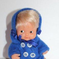 Bambole Lesly e Barriguitas: BARRIGUITAS DE FAMOSA - AÑOS 70. Lote 227954875