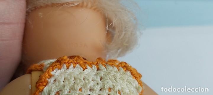 Muñecas Lesly y Barriguitas: ANTIGUA BARRIGUITAS DE FAMOSA PELO LISO DE LAS PRIMERAS SOLO FAMOSA CUELLO - Foto 6 - 228091895