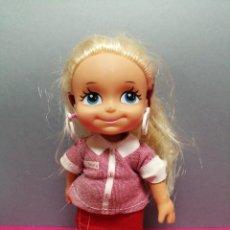 Muñecas Lesly y Barriguitas: MUÑECA BARRIGUITAS DE FAMOSA AÑO 2008. Lote 229010095