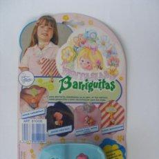 Muñecas Lesly y Barriguitas: FANTASIAS BARRIGUITAS FAMOSA 1985 BLISTER CERRADO. Lote 114863398
