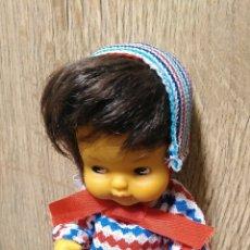 Muñecas Lesly y Barriguitas: BARRIGUITAS INDIO FAMOSA. Lote 231877210