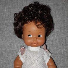 Bambole Lesly e Barriguitas: MUÑECA BARRIGUITAS NEGRITA NEGRA BESITO ORIGINAL FAMOSA. Lote 232203380