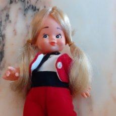 Bonecas Lesly e Barriguitas: ANTIGUA MUÑECA CASA FAMACA, PRIMERAS BARRIGUITAS.. Lote 232279420