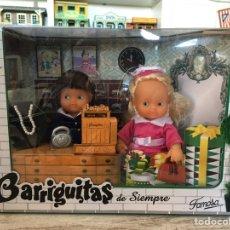Muñecas Lesly y Barriguitas: BARRIGUITAS DE SIEMPRE BOUTIQUE EL CORTE INGLES REEDICION. Lote 232980310
