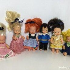 Bambole Lesly e Barriguitas: LOTE MUÑECAS BARRIGUITAS ANTIGUAS. Lote 233925110
