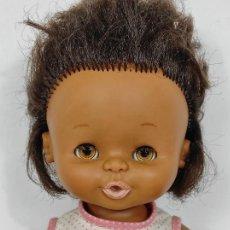 Bambole Lesly e Barriguitas: ANTIGUA BARRIGUITAS NEGRITA - FAMOSA - AÑOS 80. Lote 234473010