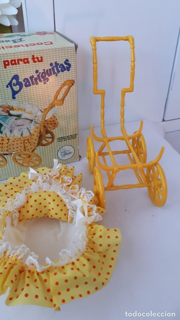 Muñecas Lesly y Barriguitas: BARRIGUITAS DE FAMOSA COCHECITO PASEO ORIGINAL - Foto 3 - 234772935