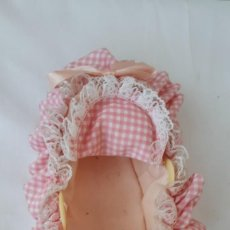 Muñecas Lesly y Barriguitas: BARRIGUITAS DE FAMOSA CAPAZO ROSA ORIGINAL. Lote 234774255