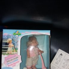 Bambole Lesly e Barriguitas: BARRIGUITAS RETONO CAJA. Lote 235842760