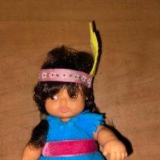 Muñecas Lesly y Barriguitas: BARRIGUITAS INDIA AMERICANA. Lote 236355175