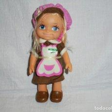 Muñecas Lesly y Barriguitas: BARRIGUITAS DEPENDIENTA EL CORTE INGLES. Lote 236409035