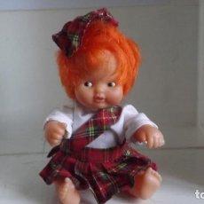 Muñecas Lesly y Barriguitas: BARRIGUITA DEL MUNDO ESCOCIA DE FAMOSA - NUCA 97. Lote 236584545