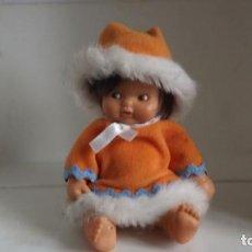 Muñecas Lesly y Barriguitas: BARRIGUITA DEL MUNDO ALASKA DE FAMOSA. Lote 236586645
