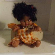 Muñecas Lesly y Barriguitas: BARRIGUITA DEL MUNDO ETIOPIA DE FAMOSA - 97 NUCA. Lote 236638740
