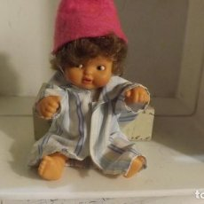 Muñecas Lesly y Barriguitas: BARRIGUITA DEL MUNDO MARRUECOS DE FAMOSA - 97 NUCA. Lote 236640185