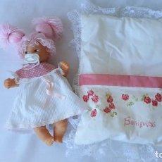 Bambole Lesly e Barriguitas: BARRIGUITAS DE FAMOSA MIMOS ROSA. Lote 238515580