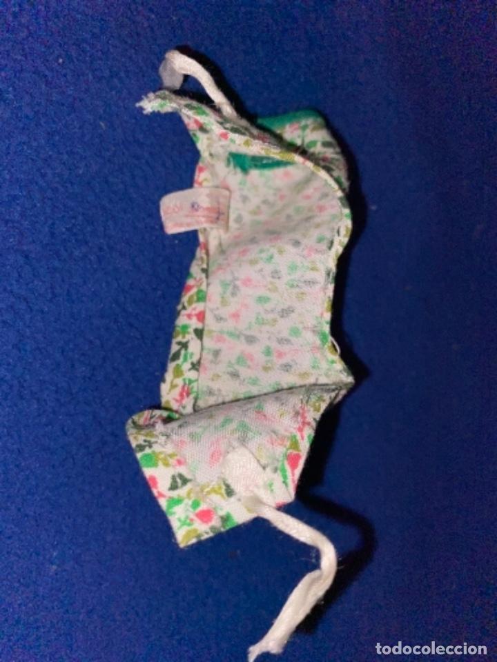 Muñecas Lesly y Barriguitas: BARRIGUITAS Chaqueta quimono ORIENTAL CHINA JAPÓN CON ETIQUETA AÑOS 70 - Foto 2 - 238887235