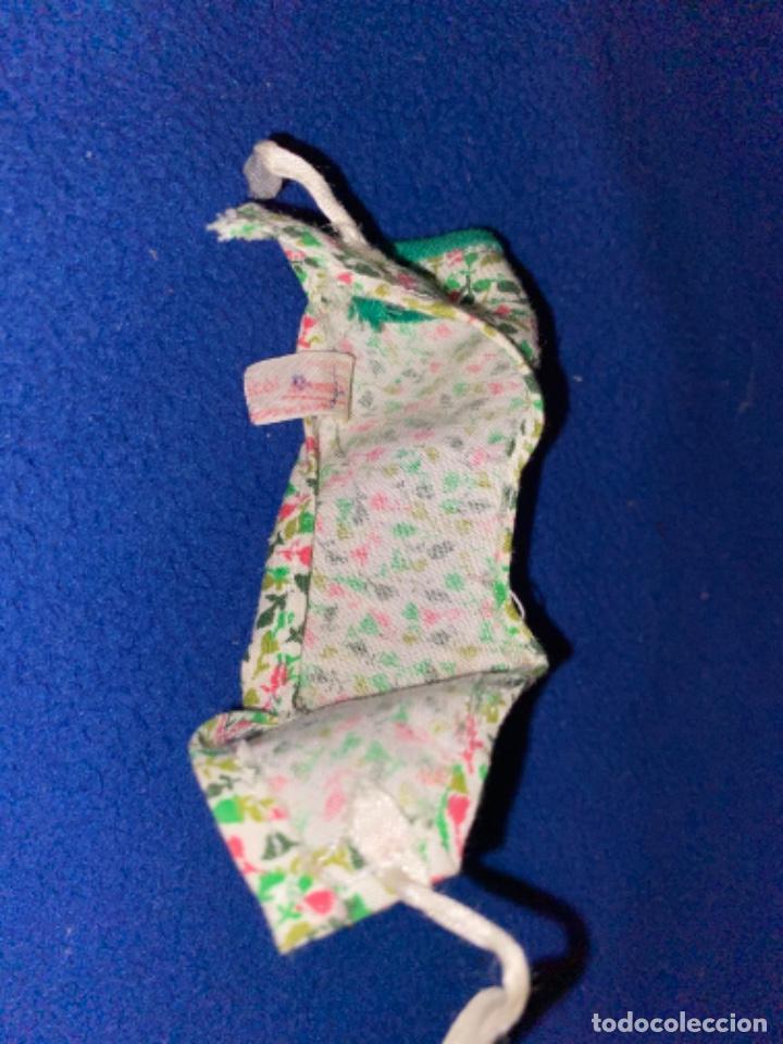 Muñecas Lesly y Barriguitas: BARRIGUITAS Chaqueta quimono ORIENTAL CHINA JAPÓN CON ETIQUETA AÑOS 70 - Foto 3 - 238887235