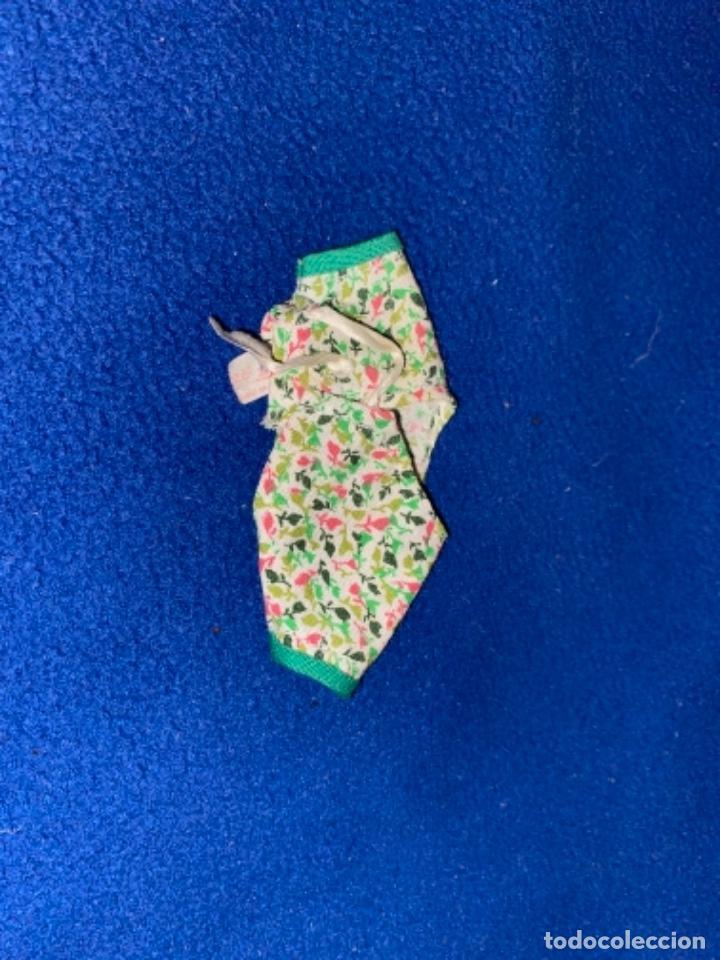 Muñecas Lesly y Barriguitas: BARRIGUITAS Chaqueta quimono ORIENTAL CHINA JAPÓN CON ETIQUETA AÑOS 70 - Foto 5 - 238887235