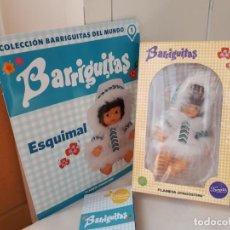 Muñecas Lesly y Barriguitas: BARRIGUITAS COLECCION 1 ESQUIMAL. Lote 240363655