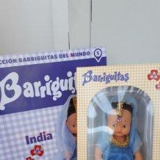 Muñecas Lesly y Barriguitas: BARRIGUITAS COLECCION 5 INDIA. Lote 240364075