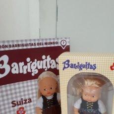 Muñecas Lesly y Barriguitas: BARRIGUITAS COLECCION 7 SUIZA. Lote 240365625