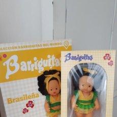 Muñecas Lesly y Barriguitas: BARRIGUITAS COLECCION 12 BRASILEÑA. Lote 240365905