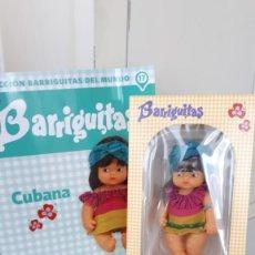 Muñecas Lesly y Barriguitas: BARRIGUITAS COLECCION 17 CUBANA. Lote 240366200