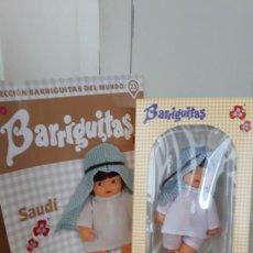 Muñecas Lesly y Barriguitas: BARRIGUITAS COLECCION 23 SAUDI. Lote 240366535