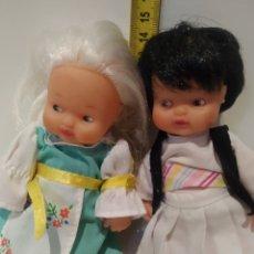 Bonecas Lesly e Barriguitas: LOTE DE BARRIGUITAS. Lote 240948370