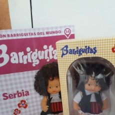 Muñecas Lesly y Barriguitas: BARRIGUITAS COLECCION 34 SERBIA. Lote 241816845
