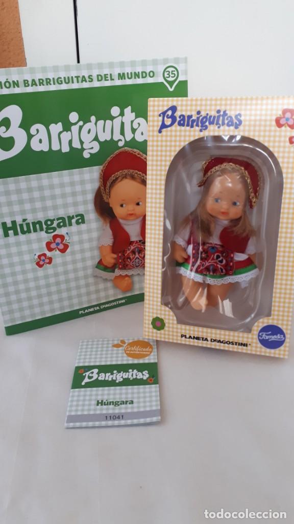 BARRIGUITAS COLECCION 35 HUNGARA (Juguetes - Muñeca Española Moderna - Barriguitas)