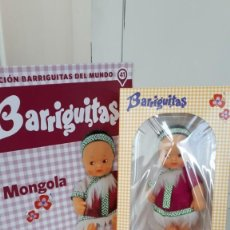 Muñecas Lesly y Barriguitas: BARRIGUITAS COLECCION 41 MONGOLA. Lote 241818680