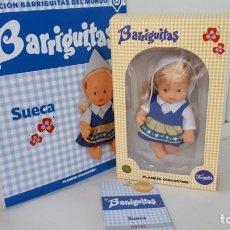 Muñecas Lesly y Barriguitas: BARRIGUITAS COLECCION 52 SUECA. Lote 241820085