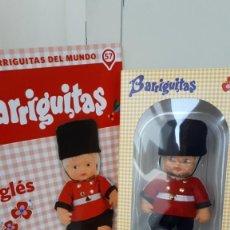 Bonecas Lesly e Barriguitas: BARRIGUITAS COLECCION 57 INGLES. Lote 241820465