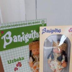 Bonecas Lesly e Barriguitas: BARRIGUITAS COLECCION 58 UZBEKA. Lote 241820560