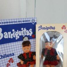 Muñecas Lesly y Barriguitas: BARRIGUITAS COLECCION 59 CHILENA. Lote 241820640