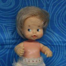 Bonecas Lesly e Barriguitas: MUÑECA BARRIGUITAS RUBIA PECOSA , DE FAMOSA, 97 EN NUCA. Lote 242481085